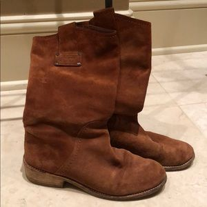 Marc Jacobs Suede Boots